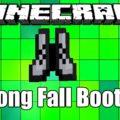 Long Fall Boots ботинки которые блокируют весь урон от падения