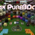 Sphax PureBDcraft мультяшные текстуры
