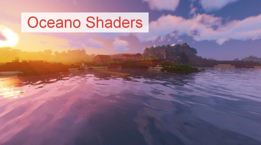 Oceano Shaders красочный, настраиваемый шейдер
