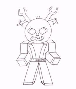 Рисунок роблокс