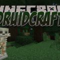 Druidcraft новая броня друида, руды и биом темный лес