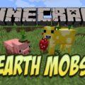Earth Mobs новые мобы