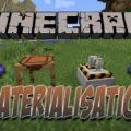 Materialisation комбинированные вещи из нескольких материалов