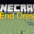 End Ores генерация руды в Краю (Эндер мире)