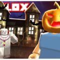 Роблокс симулятор хэллоуина