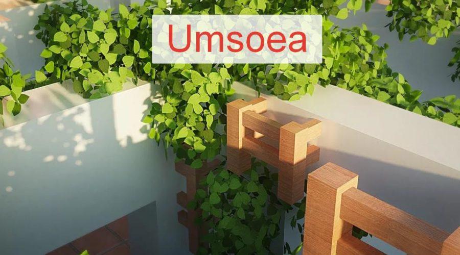 Umsoea невероятно прорисованные текстуры