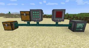 XNet автоматическая передача материалов и энергии