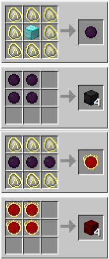 ProjectE алхимические инструменты и предметы
