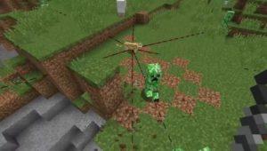 Entity Spring - веревка (пружина) для связывания (соединения) предметов между собой