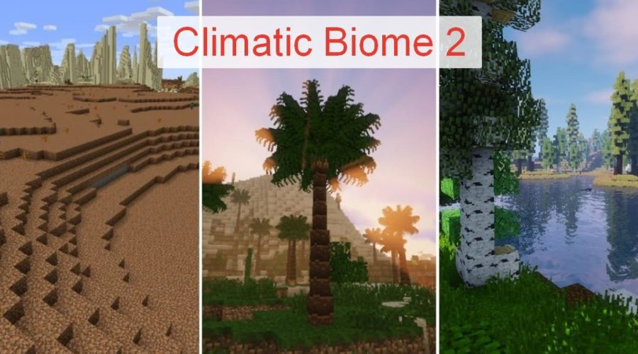 Climatic Biome 2