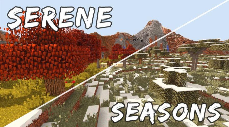 Serene Seasons смена времен года
