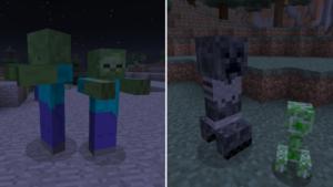 Special mobs новые виды мобов