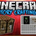 Inventory Crafting Grid встроенный верстак в инвентаре