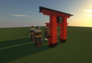 Touhou Little аниме служанки и японский декор