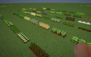 Harvest Festival Legacy праздник урожая: новые растения, животные и НПС