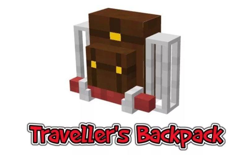 Traveller's Backpack рюкзак для длительных походов