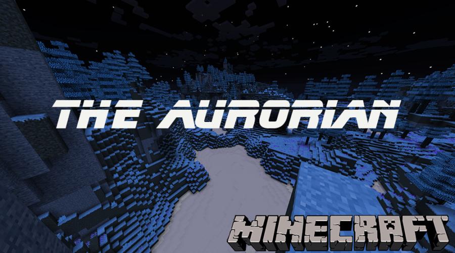 """The Aurorian новое измерение """"Таинственный лес"""""""