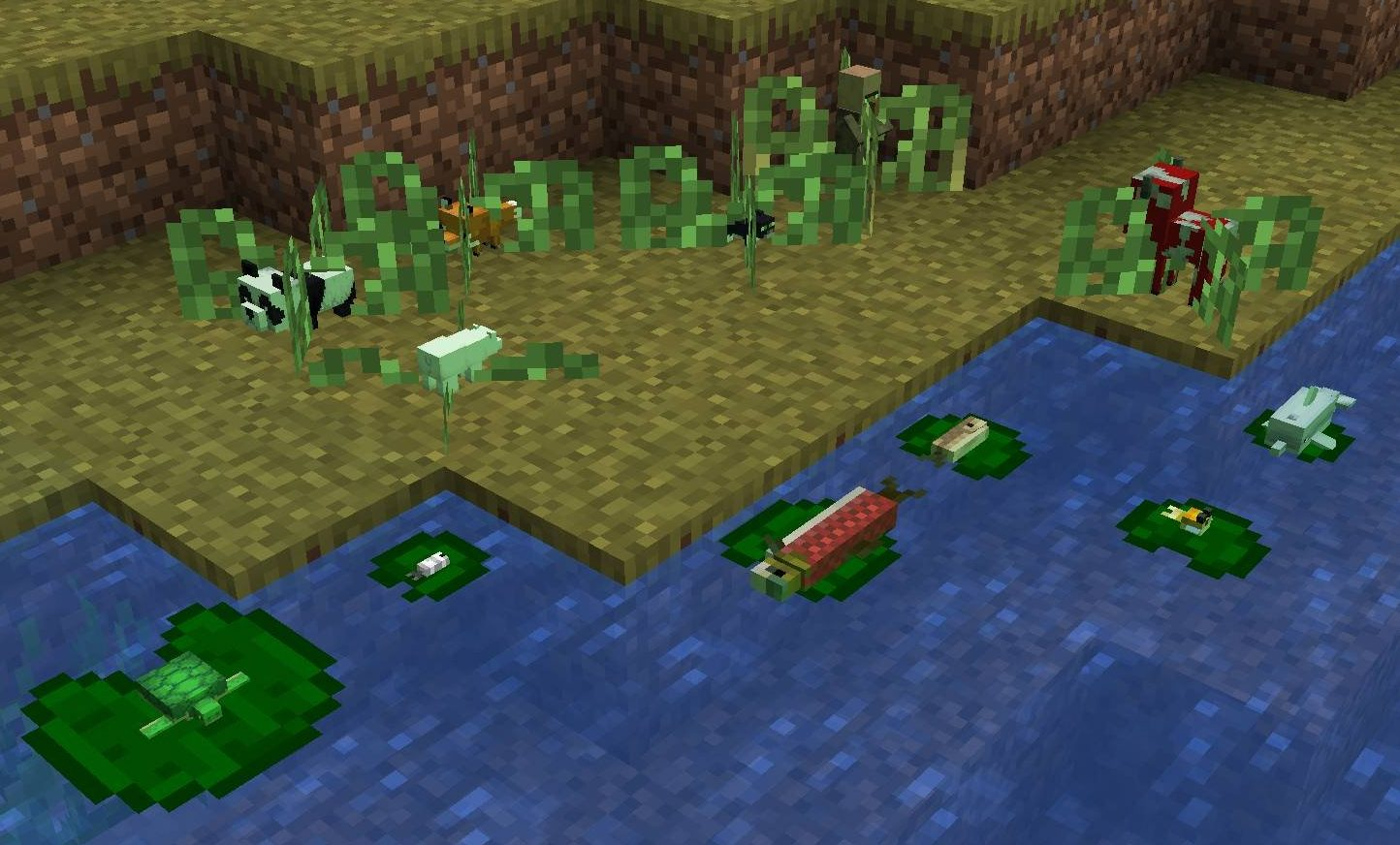 Animal Crops выращивание животных так же как растений