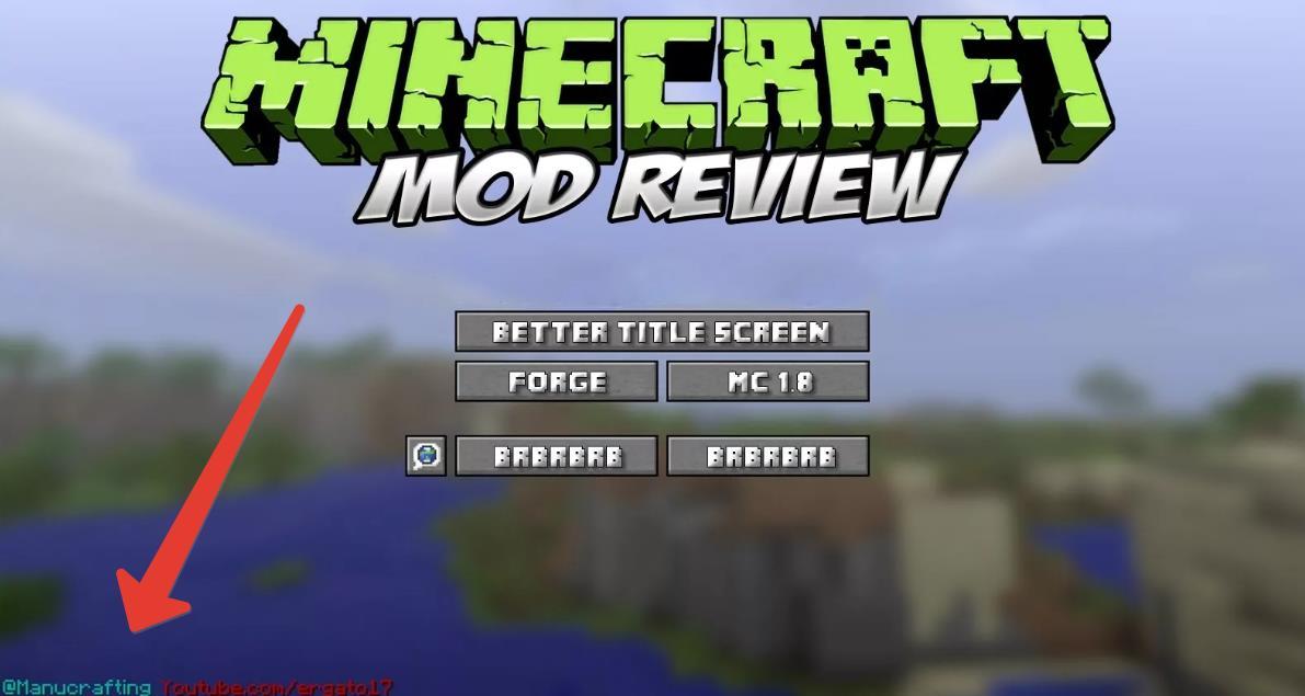 Better Title Screen