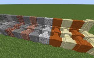 Absent by Design ванильные блоки из новых материалов