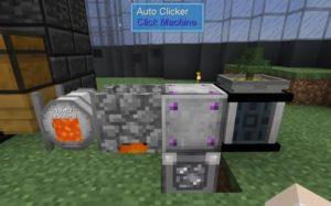 Click Machine блок автокликер