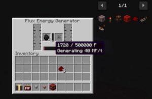 Flux неисчерпаемый источник энергии