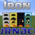 Iron Furnaces - 5 новых видов печей