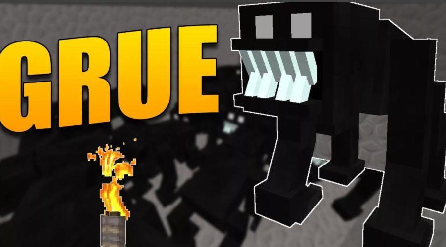 Grue Mod бессмертный и смертоносный моб