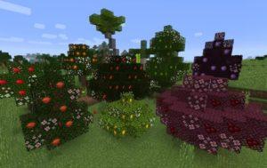 Terraqueous новые растения и облака по которым можно ходить