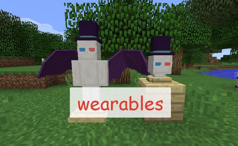 Wearables новые вещи и аксессуары