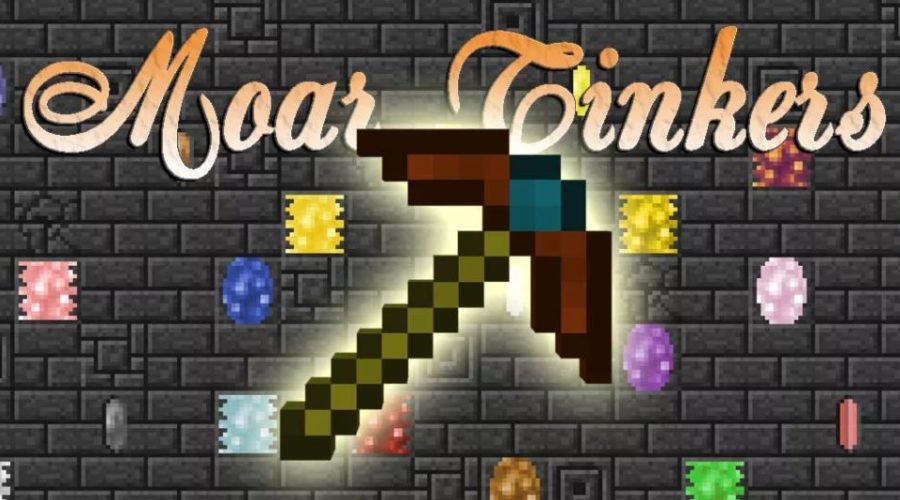 Moar Tinkers новые материалы