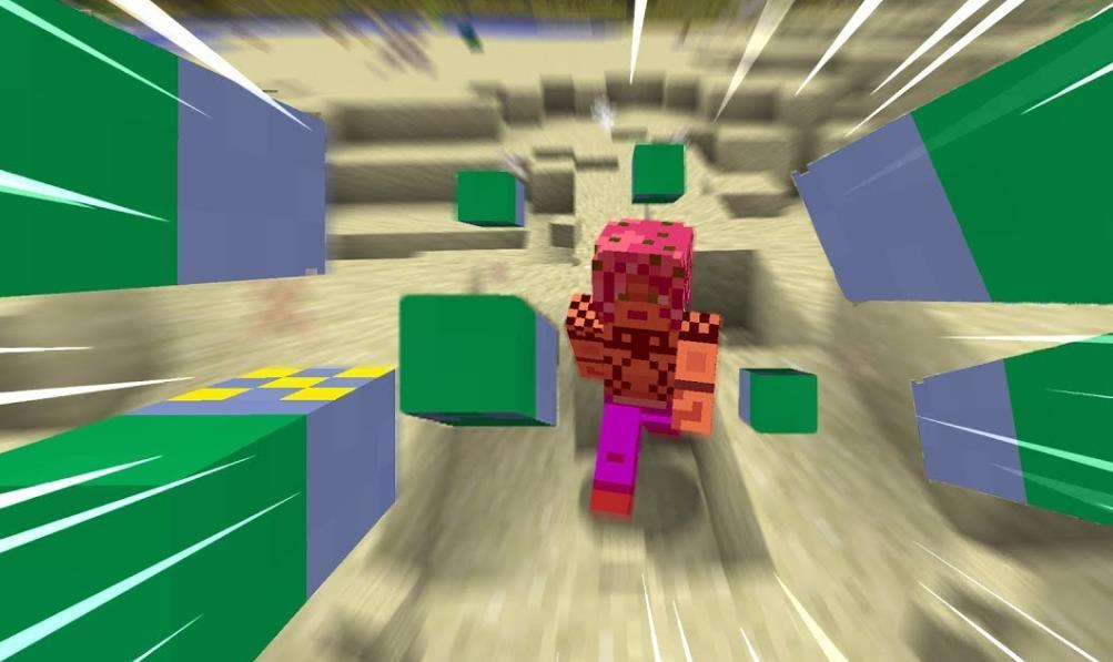 Steve's Bizarre Adventure предметы и способности из манги JoJo's Bizarre Adventure