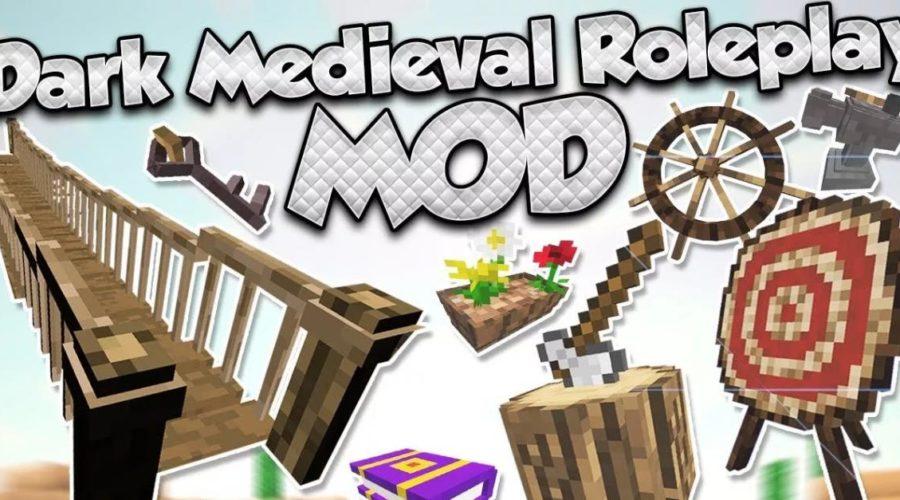 Dark Roleplay Medieval новые предметы и местные деньги