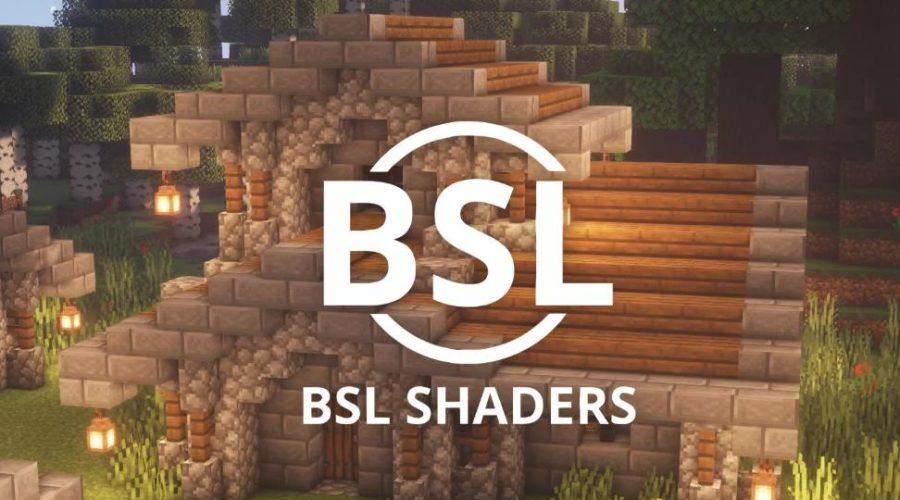 BSL Shaders красивый шейдер работающий со светом и тенями