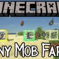 Tiny Mob Farm фермы генерирующие лут определенного моба
