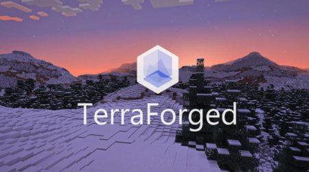 TerraForged новая, реалистичная генерация мира