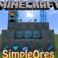SimpleOres новые руды