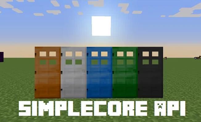 SimpleCore API библиотека