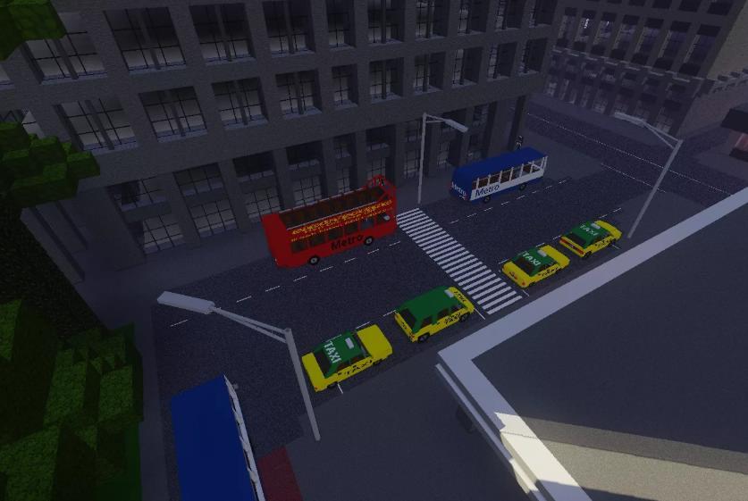 Saracalia's City декоративные элементы для города