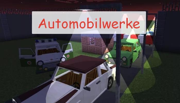 Automobilwerke военная техника (аддон для Immersive Vehicles)