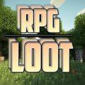 RPGLoot новая система лута (обыск убитых мобов)