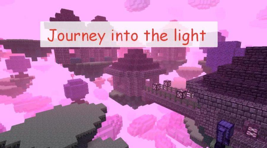 Journey into the light новые миры, оружие и мобы