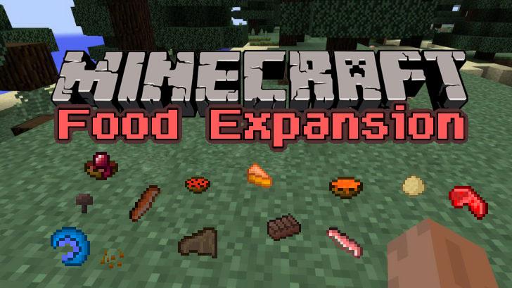 Food Expansion новая еда