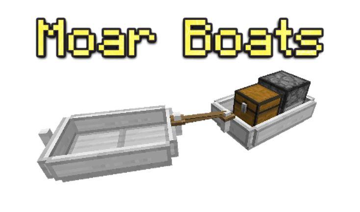 Moar Boats прицепное для лодок