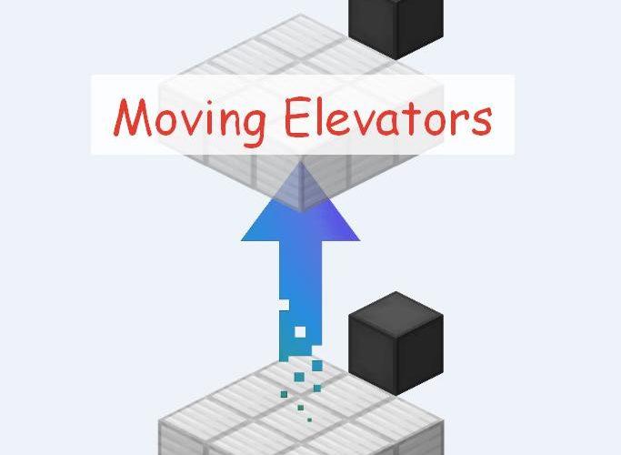 Moving Elevators простой и хороший лифт