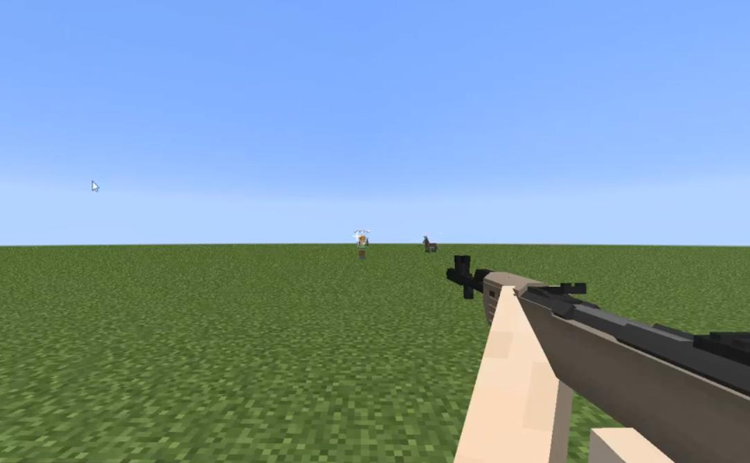 Modular Warfare огнестрельное оружие 21 века