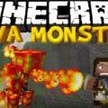 Lava Monsters лавовый монстр