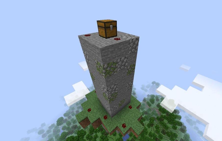 Unique Dungeons новые данжи и структуры