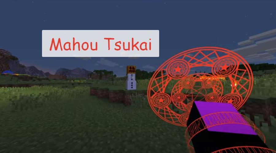 Mahou Tsukai магия, обряды и заклинания
