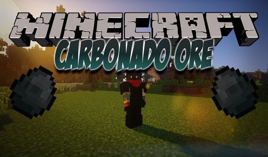 Carbonado Ore карбонадная руда